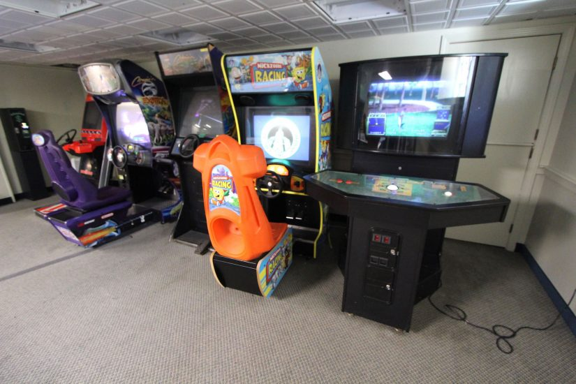 Photo of Gaming Room