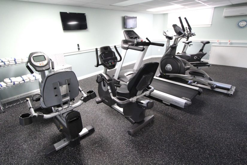 Photo of Exercise Machines